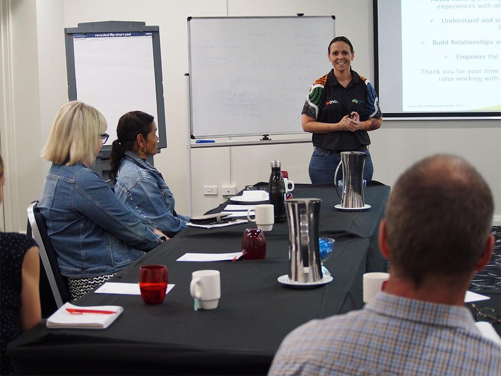 Aboriginal Insights Workshop