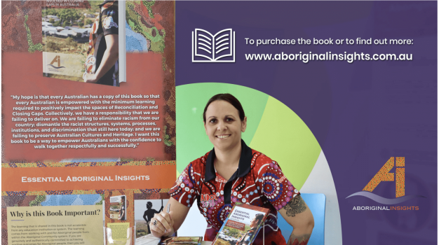 Aboriginal Insights Book